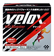 VELOX(ヴェロックス)エヌ・オーブースターチャージ アミノ酸含有食品 シトルリン アルギニン ロイシン バリン イソロイシン