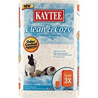 Kaytee Pet Products SKT100506835 Clean and Cozy Small Pet Bedding, 2 Cubic Feet by Kaytee