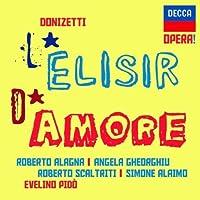 Donizetti: Lelisir Damore by GHEORGHIU / ALAGNA / LYON OPERA NATIONAL ORCH / PIDO (2010-11-18)