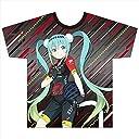 レーシングミク 2018 TeamUKYO 応援Ver. フルグラフィックTシャツ XLサイズ