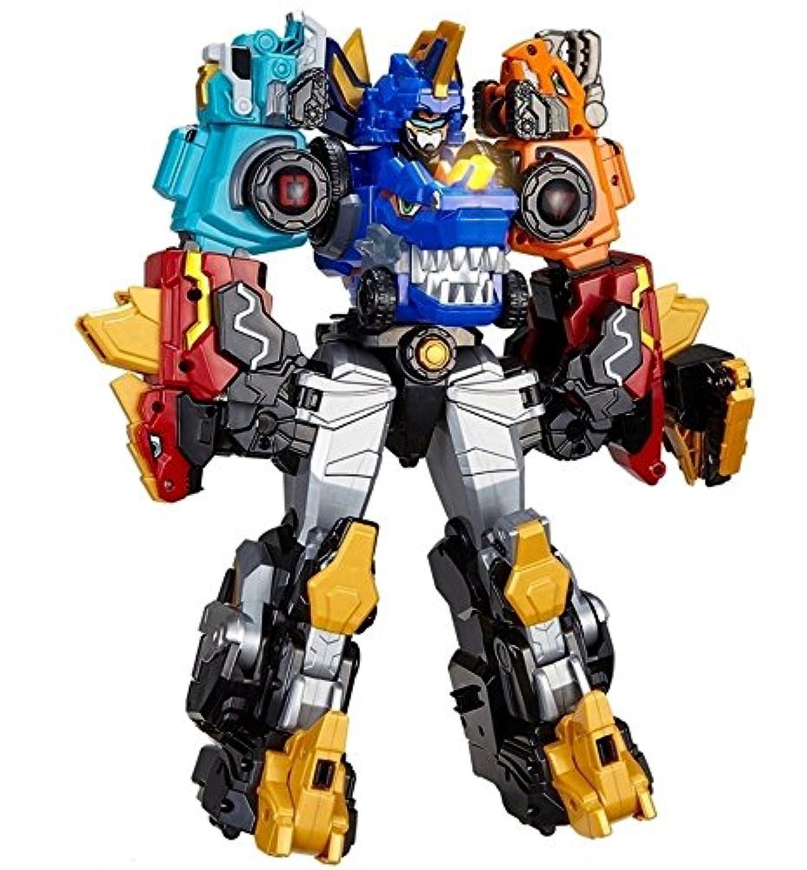 [チューバン] TUBAn Dino Core Ultra D-Saber Cerato, 5つのユニットで構成された3つのステップ合体ロボット- Korean TV animation character robot (海外直送品) [並行輸入品]