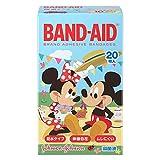 BAND-AID(バンドエイド) 救急絆創膏 ディズニーのなかまたち 20枚入