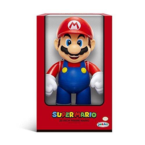 スーパーマリオ 20インチフィギュア マリオ