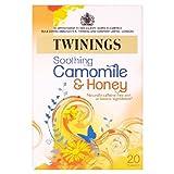 (Twinings (トワイニング)) パックあたりカモミール&ハニーティー20 (x2) - Twinings Camomile & Honey Tea 20 per pack (Pack of 2) [並行輸入品]