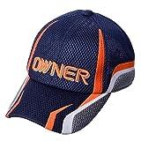 OWNER(オーナー) キャップ ラッセル 2 ネイビーオレンジ No.9816