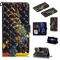 XL スマホケース samsung Galaxy A6 Plus A605FN A605G ケースフリップレザー+ TPUシリコン固定カバー 1