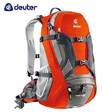DEUTER(ドイター) トランスアルパイン25 D32200 オレンジ/グレー 9480B