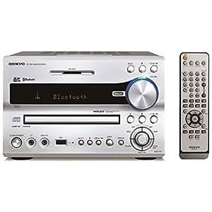 ONKYO CD/SD/USBレシーバー シルバー NFR-9X(S)