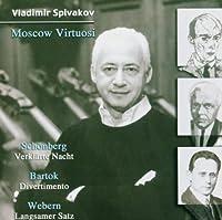Vladimir Spivakov: Moscow Virtuosi by A. Sch Nberg (2008-12-15)