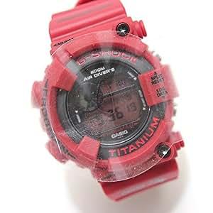 (カシオ)CASIO DW-8200NT-4JR 赤ガエル G-SHOCK FROGMAN2000 フロッグマン2000 腕時計 チタン/樹脂 メンズ 未使用 中古