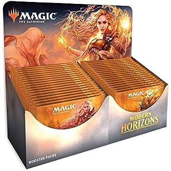 Magic MTG モダン ホライゾンズ 英語版 ブースターボックス 各15枚のカード36枚パック
