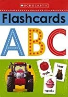 Flashcards ABC (Scholastic Early Learners)