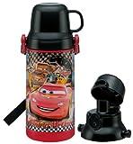 2WAY対応 保冷水筒 400ml カーズ Cars ディズニー