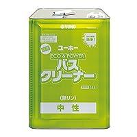 ユーホーニイタカ 浴室洗浄剤 エコ&パワーバスクリーナー中性 18L×1個
