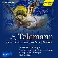 Telemann: Heilig Ist Gott