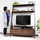 テレビ台 ハイタイプ 北欧デザイン 壁面家具 リビング壁面収納 PD004