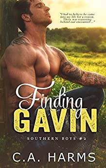 Finding Gavin (Southern Boys Book 2) by [Harms, C.A.]