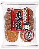 亀田製菓 鬼太鼓たまり味×12袋