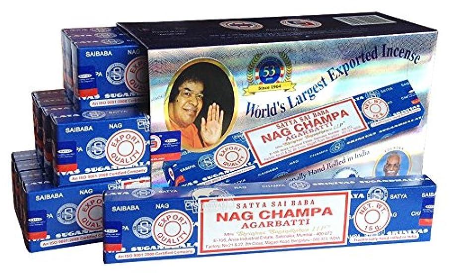 シフト食品鮫SATYAサイババナグチャンパ15g 12箱セット