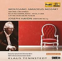 Tennstedt Conducts Mozart & Haydn by Mozart
