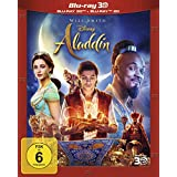 Aladdin: Live-Action   Blu-ray 3D + 2D