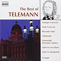 Best of Telemann by TELEMANN (2000-07-18)