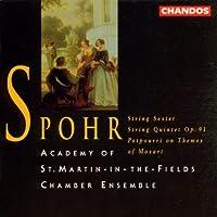 Spohr;Sextet/Quintet