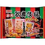 天乃屋 ぷち歌舞伎揚アソート 12袋×3パック