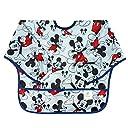 赤ちゃん お食事エプロン 長袖 バンキンス sleeved bib 6ー24ヶ月 ミッキー 並行輸入品