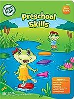 LeapFrog Preschool Skills Workbook 60 Pages and 60 Reward Stickers (19400) [並行輸入品]