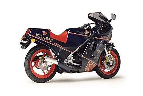 1/12 オートバイシリーズ No.53 スズキ RG250Γ ウォルター・ウルフ仕様 14053