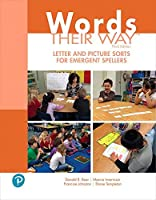 Words Their Way Letter and Picture Sorts for Emergent Spellers (3rd Edition) (What's New in Literacy)