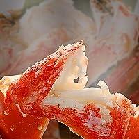 海夢 特大 天然 タラバガニ 足 3L~4Lサイズ ボイル済み たらば蟹 約1kg