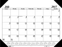 Earthscapes Photographic Monthly Desk Pad Calendar, 18-1/2 x 13, 2015 (並行輸入品)