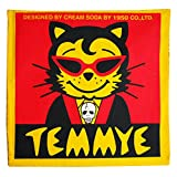 ☆CREAM SODA 『 TEMMYE 』 クッションカバー☆ PINK DRAGON クリームソーダ JIMMY'S DREAM
