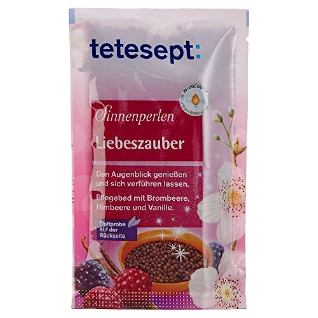 マナーパキスタン静的Tetesept Sinnenperlen Liebeszauber Brombeere, Himbeere & Vanille 80 g