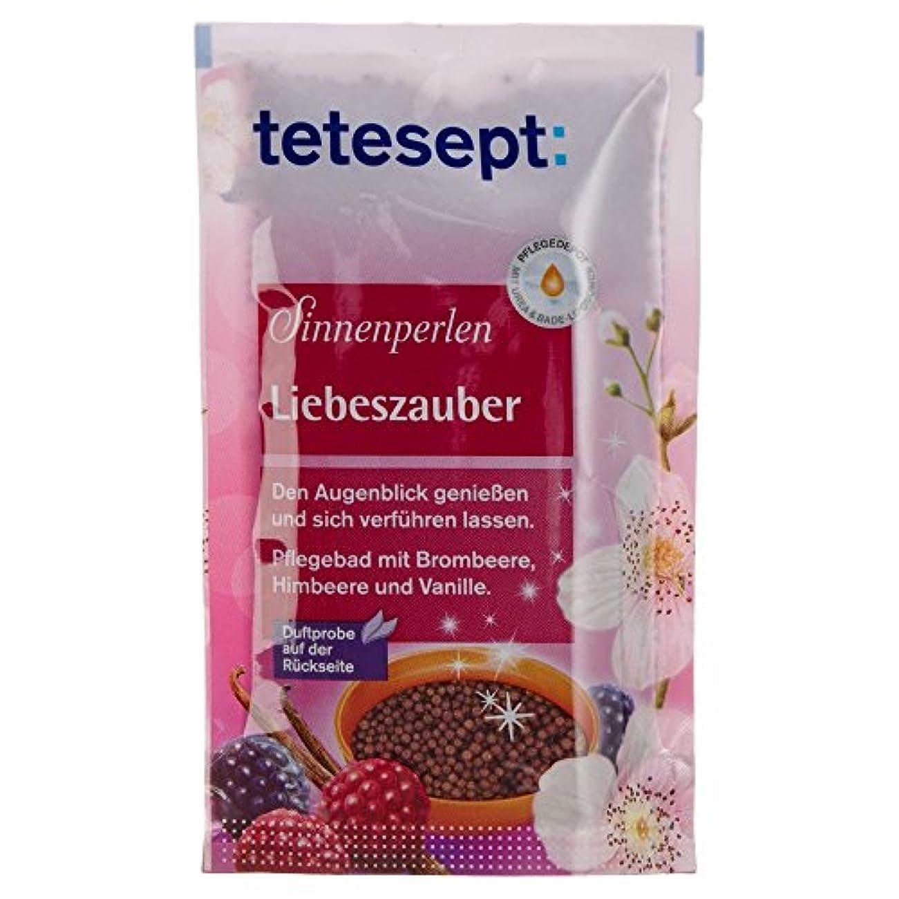 電子レンジ教え囲いTetesept Sinnenperlen Liebeszauber Brombeere, Himbeere & Vanille 80 g