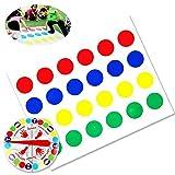 ING STYLE パーティーゲームの定番! ツイスターゲーム ~newバージョン~