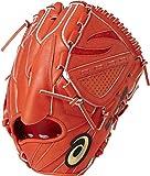 asics(アシックス) 野球 硬式用 グローブ ゴールドステージ スピードアクセル A BGHGSP Rオレンジ LH BGHGSP Rオレンジ LH
