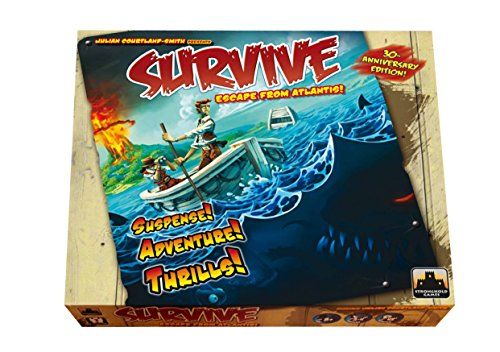 サバイブ!(アイランド) (Survive: Escape from Atlantis!)