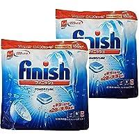 ★大容量300回分★フィニッシュ 食洗機用洗剤 タブレット パワーキューブ ビッグパック (150回分) ×2