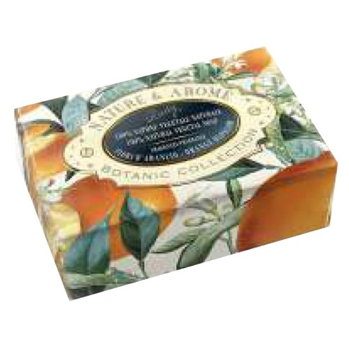 鉛不倫振るRUDY Nature&Arome SERIES ルディ ナチュール&アロマ Soap ソープ オレンジブロッサム