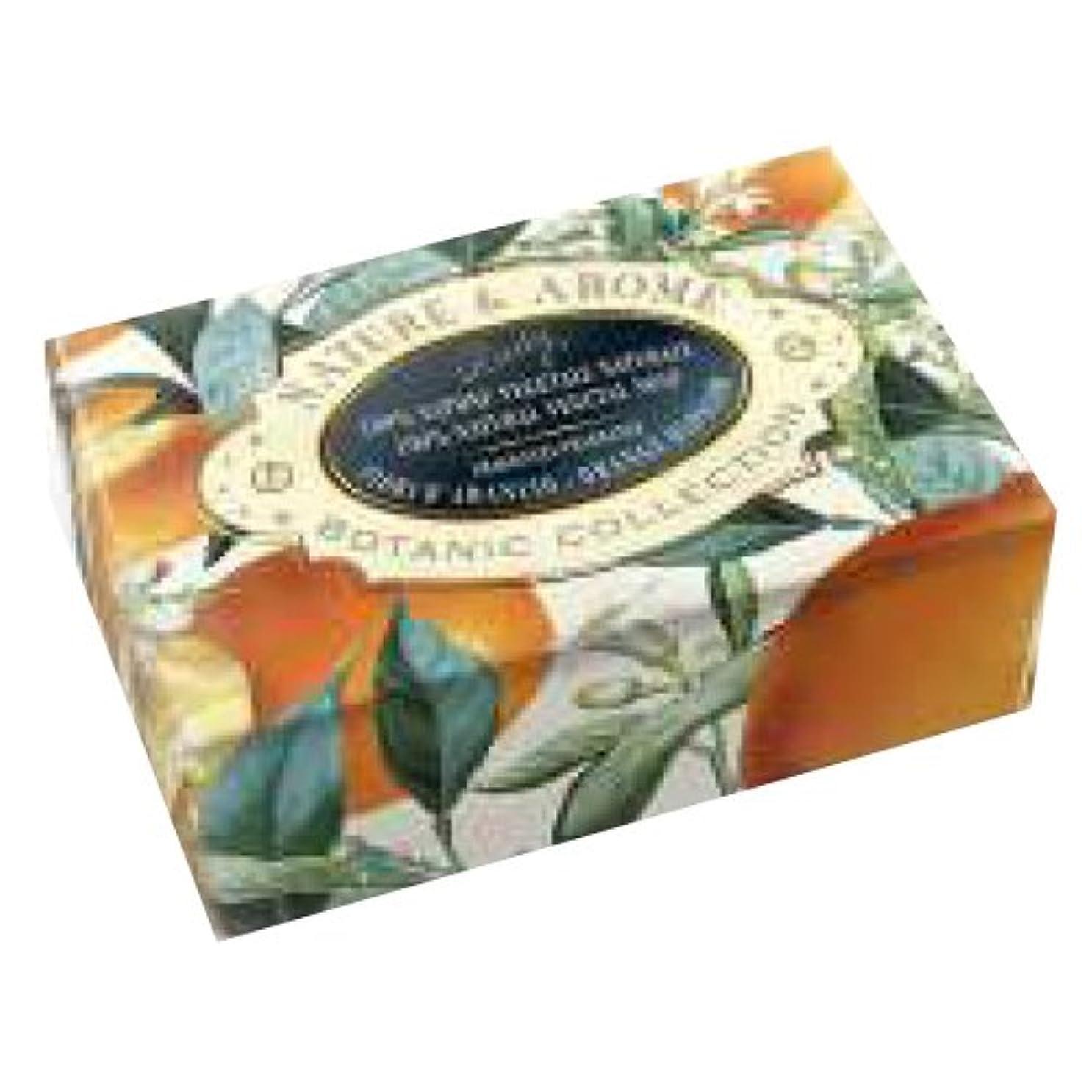 アウターソブリケット前部RUDY Nature&Arome SERIES ルディ ナチュール&アロマ Soap ソープ オレンジブロッサム
