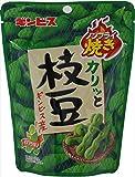 ギンビス  カリッと枝豆  45g