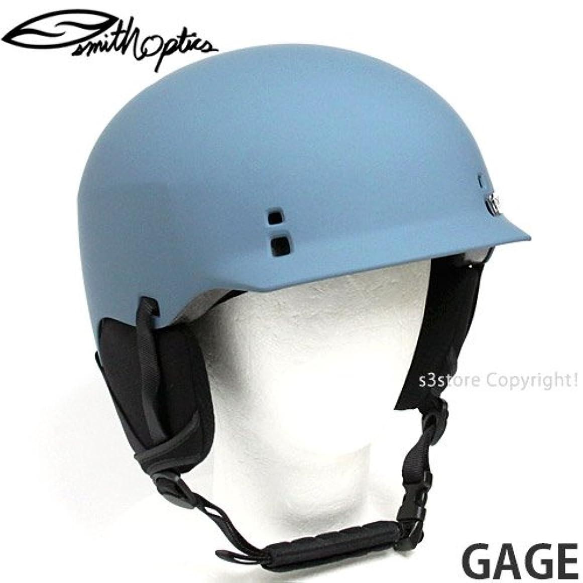 含意したがって談話SMITH(スミス) ヘルメット GAGE / スノーボード 自転車 プロテクター [並行輸入品]