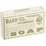 BARR-CO.(バーコー) バーソープ FIR&GRAPEFRUIT
