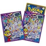 口袋妖怪中心原创 口袋妖怪卡片游戏 卡牌贴纸绘画卡卡卡卡卡卡卡卡包猫
