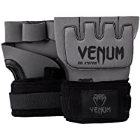 "Venum "" Kontact "" Gel Glove Wraps、ブラック"