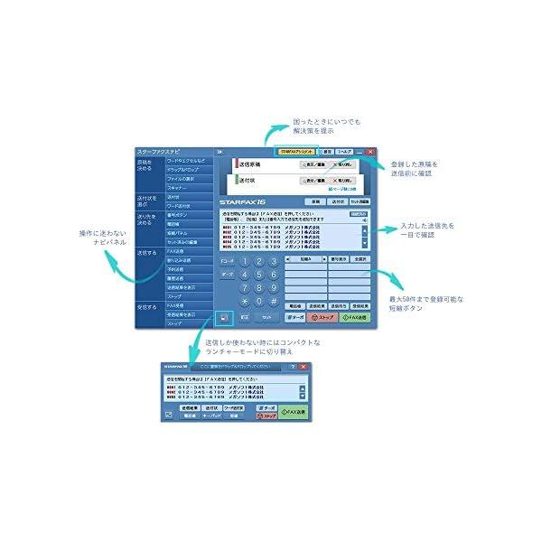 STARFAX 16 スーパーG3 モデムパックの紹介画像2