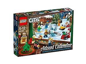 レゴ(LEGO) シティ 2017 アドベントカレンダー 60155